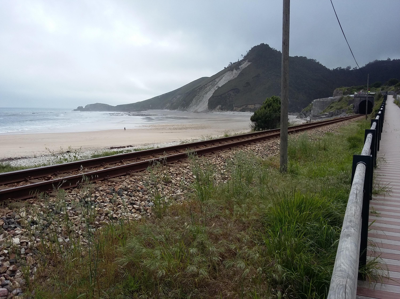 Playa de San Antolin